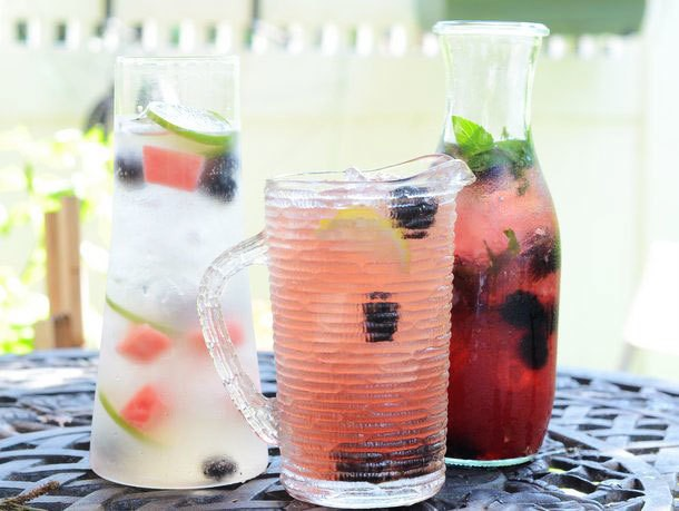 3 Refreshing Blackberry Cocktails to Make at Home