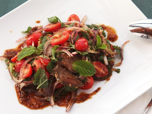 The Food Lab: This Isan Thai-Inspired Sliced Steak Salad Will Knock Your Socks Off