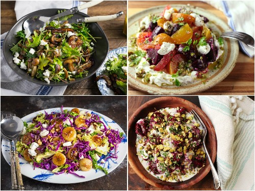 22 Fall Salad Recipes to See You Through the Season