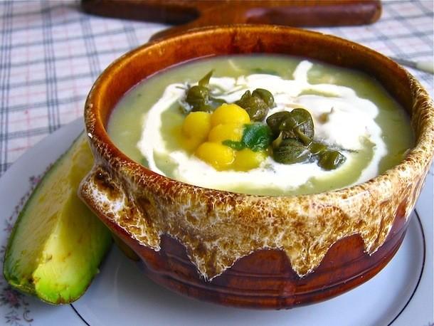 Ajiaco: Colombian Chicken and Potato Soup Recipe