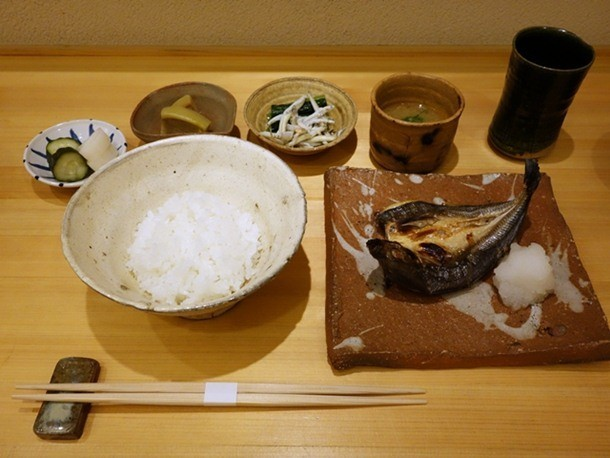 Snapshots from Japan: A Fish-Forward Breakfast at Kuoues in Tokyo