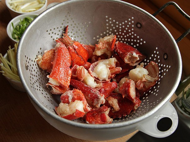 The Food Lab Turbo: Cantonese-Style Lobster with Ginger and Scallions