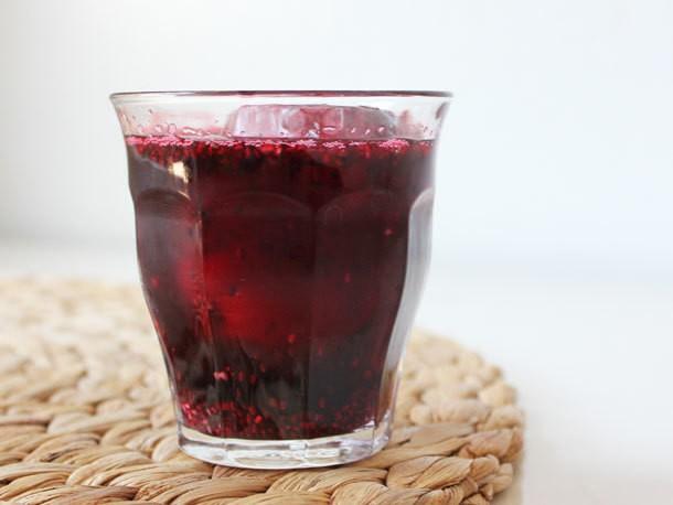Hibiscus Agua Fresca with Chia Recipe