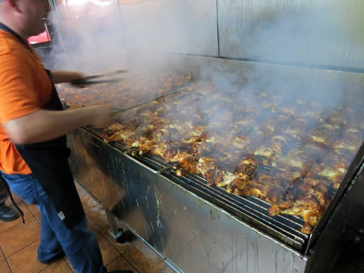 South Side Eats: Charcoal Grilled Chicken at El Pollo Real