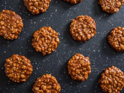 Star Crunch: The Galaxy's Best No-Bake Cookie