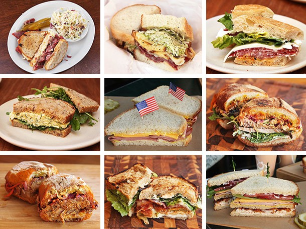 The Best Fancy and Wacky Sandwiches in San Francisco's Mission District