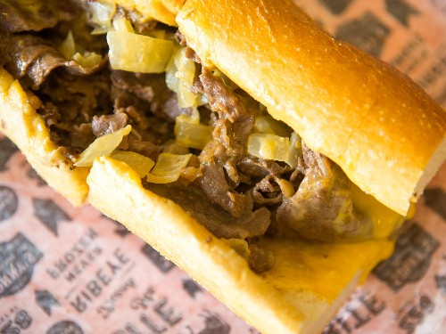 The Best Cheesesteaks in Philadelphia