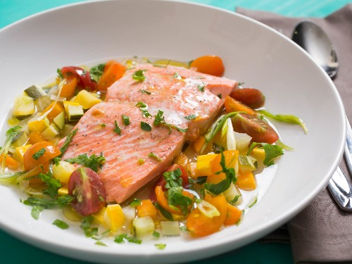 How to Cook Fish à la Nage: Poached in a Flavorful Broth