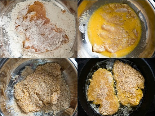 Dinner in 20: For the Best Fried Chicken Cutlets, Use Clarified Butter