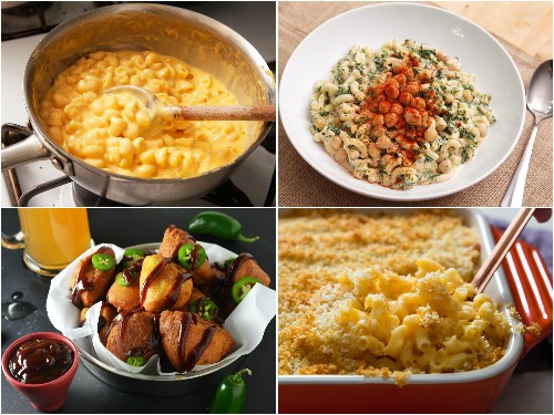 Think Outside the Box: 16 Macaroni and Cheese Recipes
