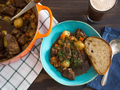 How to Make Irish Guinness Beef Stew That Really Tastes Like Guinness