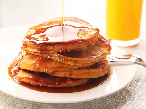 Make These Moist and Tender Sweet Potato Pancakes With Your Leftovers