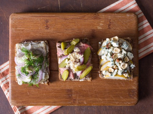 Meet Smørrebrød, the Best Sandwich You're Not Eating