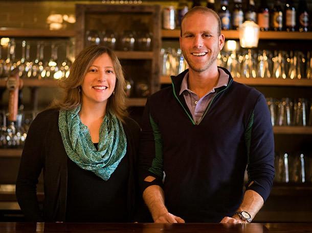 Grilled: Joshua Spiegelman and Lynn Gorfinkle of Roam Artisan Burgers, San Francisco