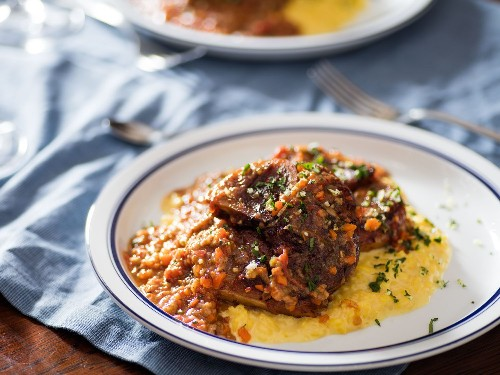 Osso Buco (Italian Braised Veal Shanks) Recipe