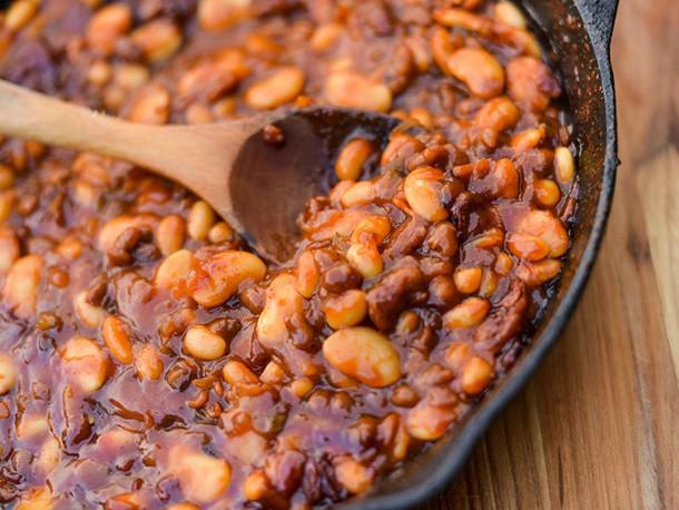 Quick Barbecue Beans Recipe