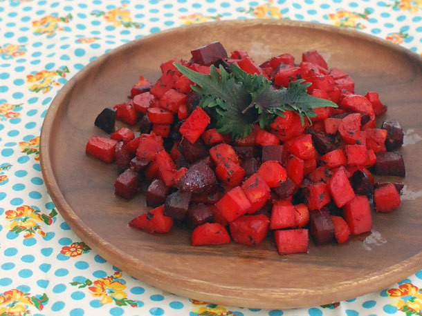 Sautéed Root Vegetables With Soy Sauce and Honey Recipe