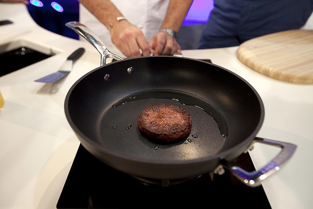 World's First Lab-Grown Burger Unveiled Today