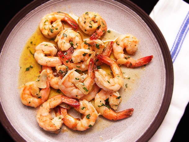 Spanish-Style Garlic Shrimp (Gambas al Ajillo) Recipe