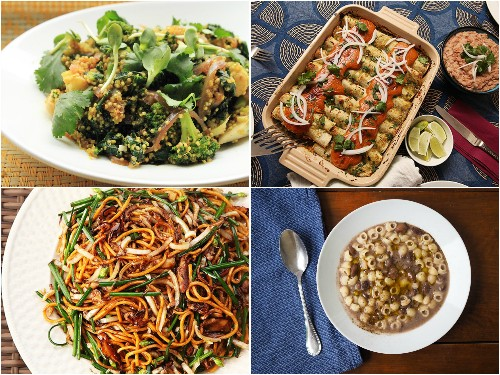 14 Warming Vegan Main Dishes for Chilly Nights