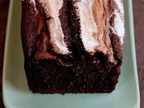 Chocolate Chocolate Teacake From 'Huckleberry'