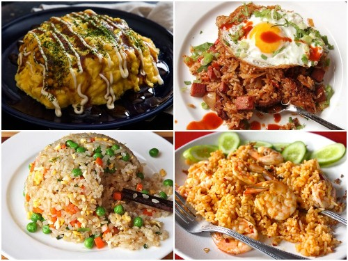 10 Fried Rice Recipes for Inspired Weeknight Meals