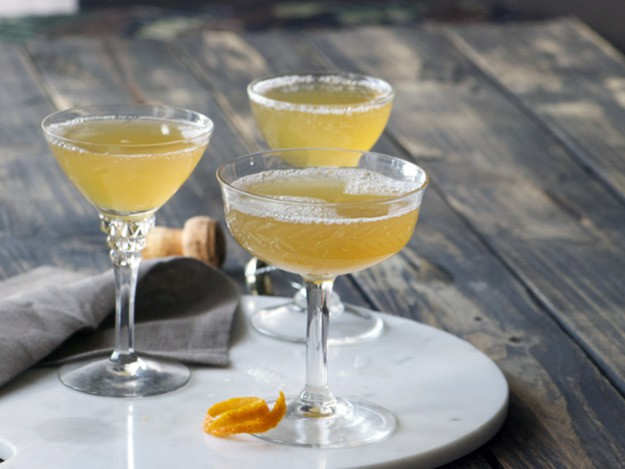 12 Sparkling Cocktails for a Happy New Year
