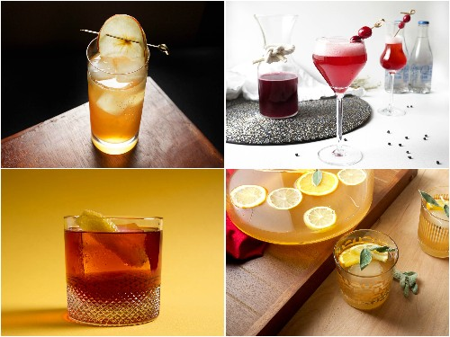 16 Cocktails to Sip All Winter Long