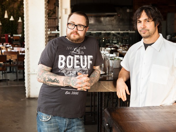 Toro's Ken Oringer and Jamie Bissonnette on Coming Down from Beantown