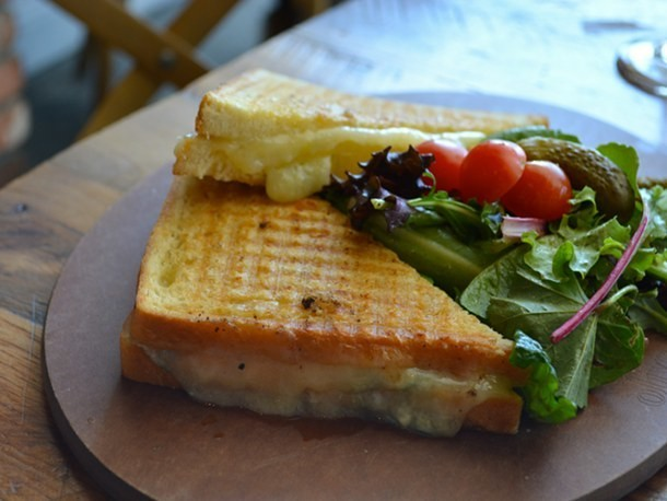 6 Great Grilled Cheese Sandwiches in Los Angeles