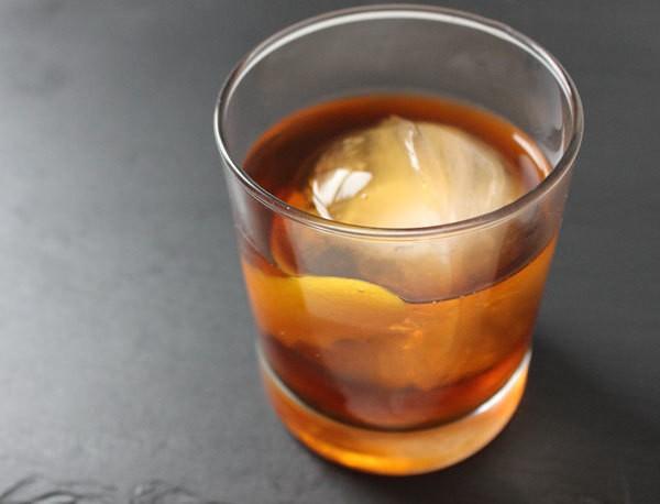 Pu-erh Old Fashioned Recipe
