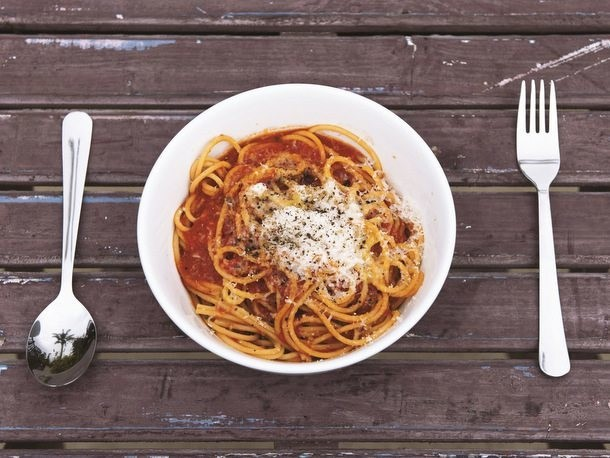 Spaghetti Junction: The $4 Spaghetti That Tastes Almost as Good as the $24 Spaghetti From Roy Choi's 'L.A. Son'