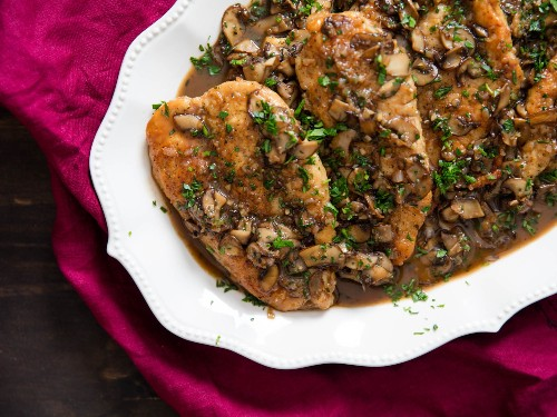 A Few Simple Rules for Perfect Chicken Marsala