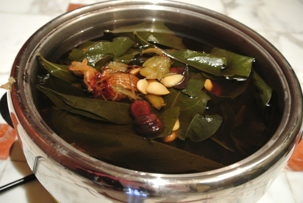 A Chinese Mother's Fix-All Herbal Remedy
