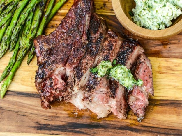 Add Cilantro, Citrus, and Smoke for a Killer Summery Steak