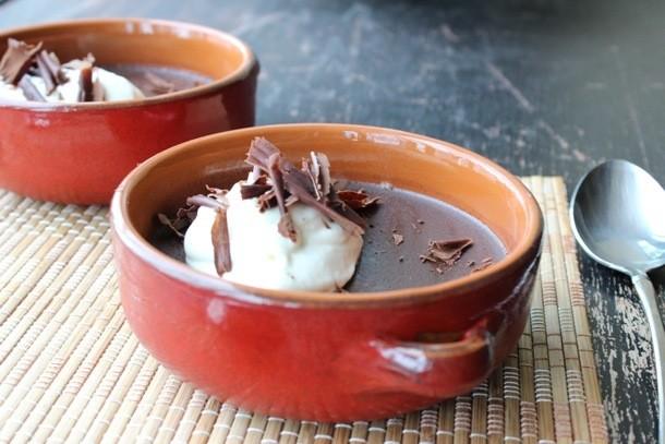 Chocoholic: Chocolate Pot de Creme