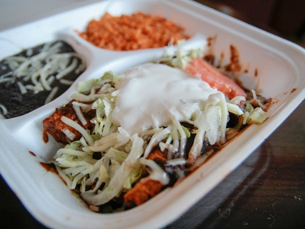 Lunch in the Loop: Lost in Translation at Spanglish