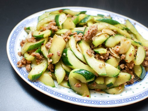 Wok, Meet Cucumbers: Your New Stir Fry Secret Weapon