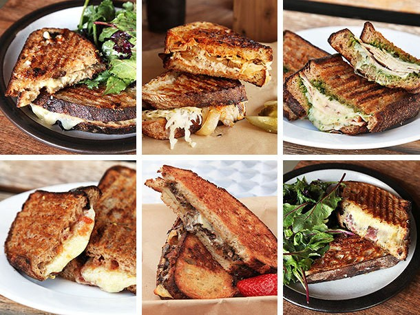The Best Grilled Cheese in San Francisco's Mission District