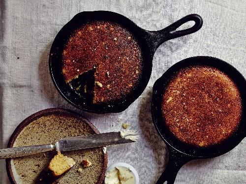 Cracklin' Cornbread From 'Heritage'