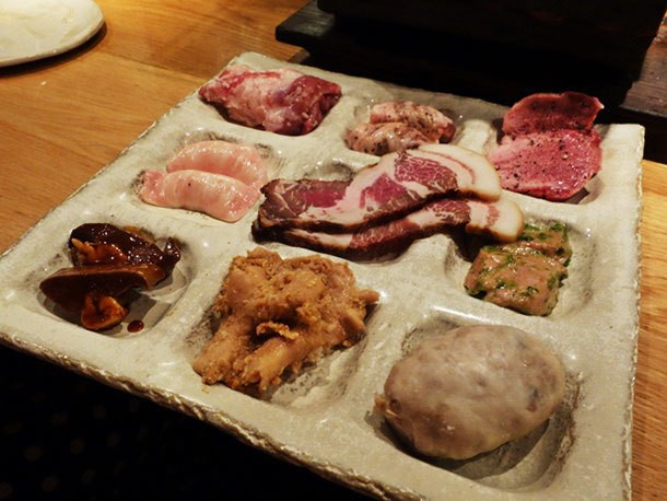 Snapshots from Japan: Grilled Brains, Genitals, and Other Offal in Tokyo