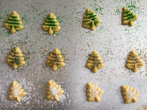 The Secrets to Perfect Spritz Cookies