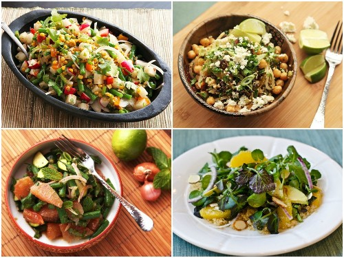 19 Easy, Travel-Friendly Bean and Grain Salad Recipes We Love