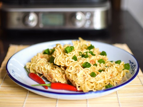 How to Waffle Your Ramen (Yeah, You Read That Right)