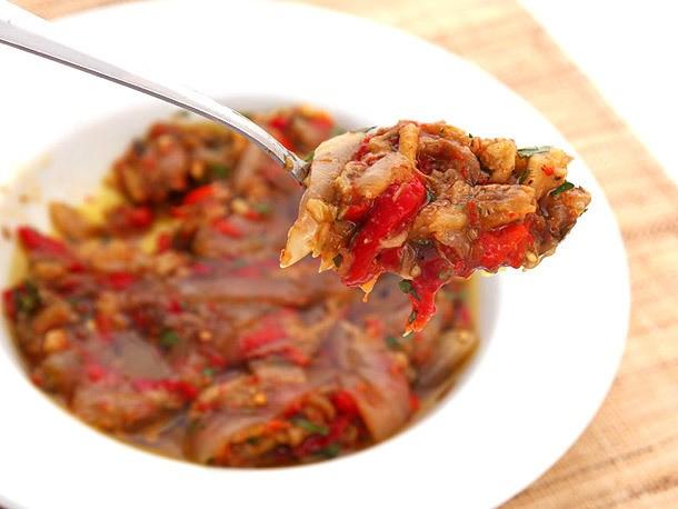 Catalan-Style Ash-Roasted Vegetables (Escalivada) Recipe