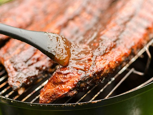 Sauced: Balsamic Barbecue Sauce