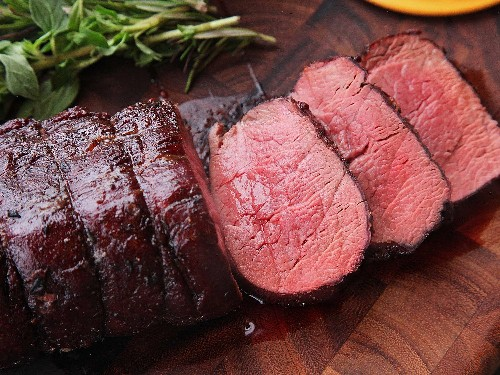 Slow-Roasted Beef Tenderloin Recipe