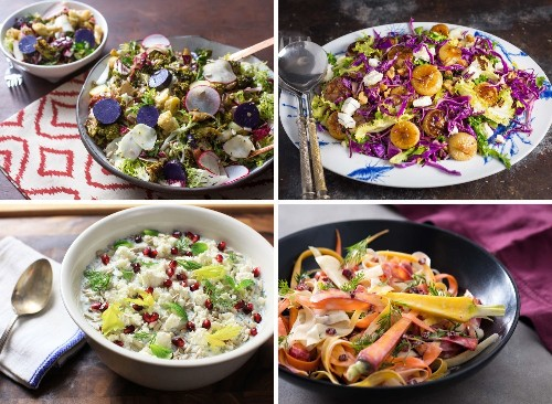 18 Thanksgiving Salads to Brighten Up Your Meal
