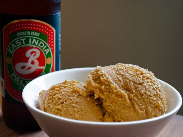 Beer Caramel Ice Cream Recipe