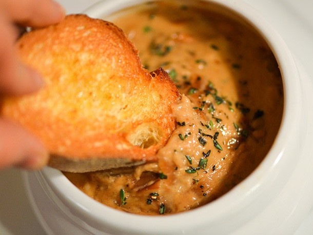 French Onion Soup Cheese Dip Recipe